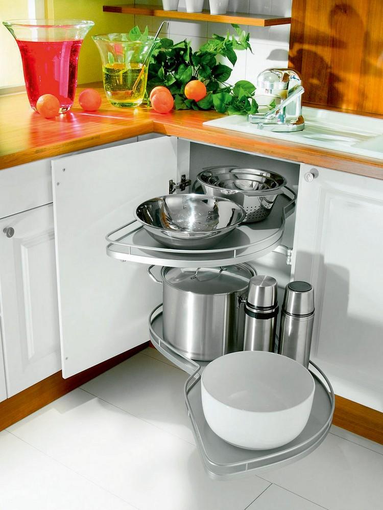 meuble d angle cuisine moderne et