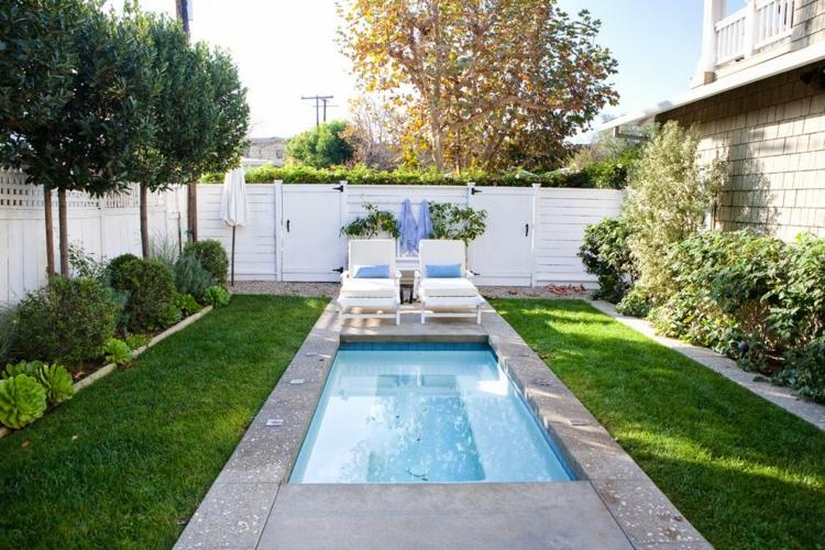 piscine pour petit jardin 20 designs