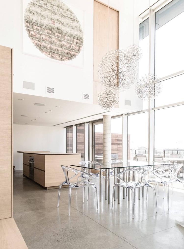 Salle Manger Design Contemporain En 35 Ides Inspirantes