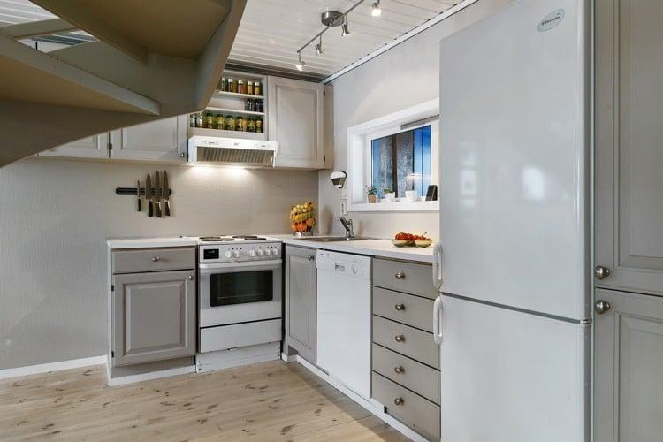 relooking cuisine bois 18 exemples
