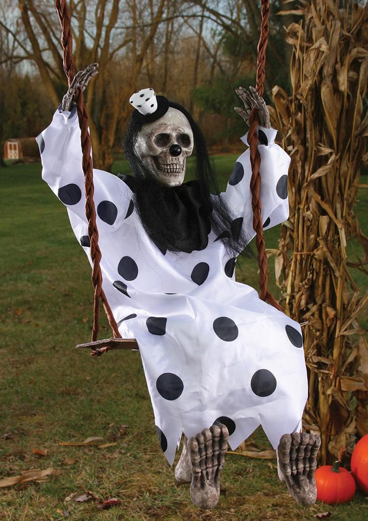 Dcorer Son Jardin Avec Un Squelette Halloween 20 Ides