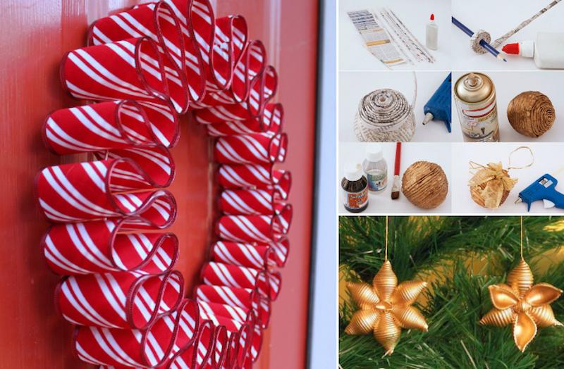 Decoration Noel A Fabriquer Pas Cher