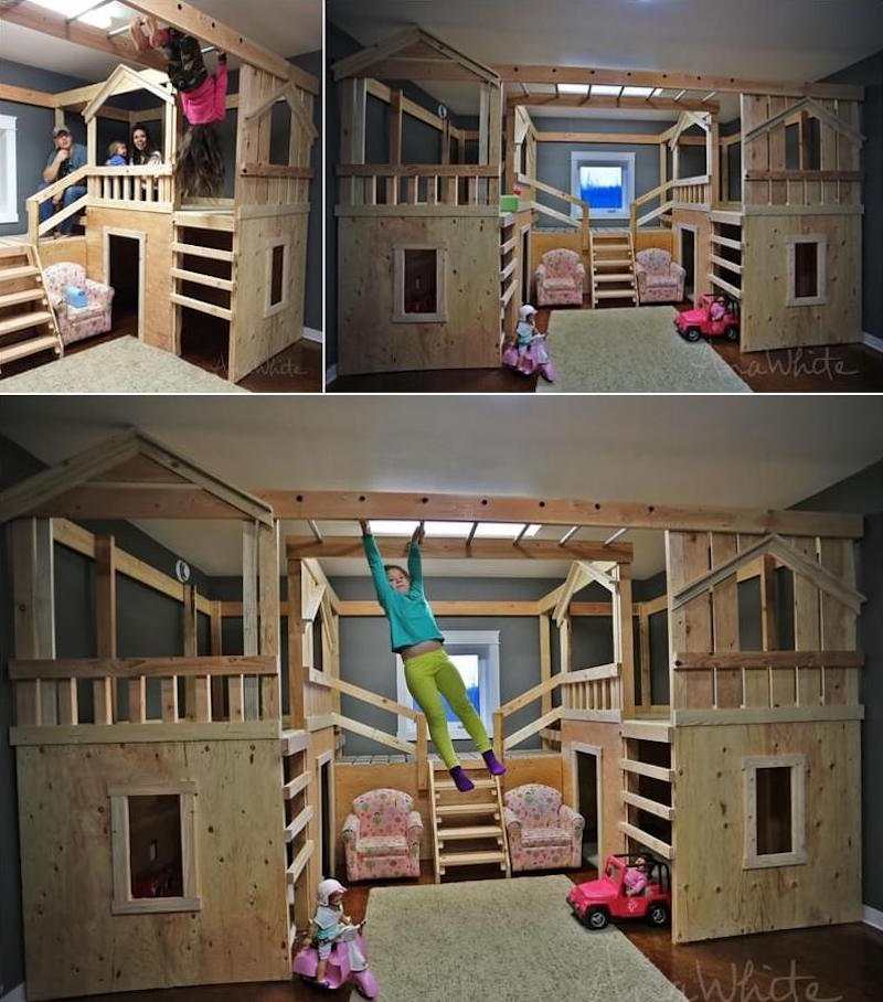 lit enfant original a fabriquer soi