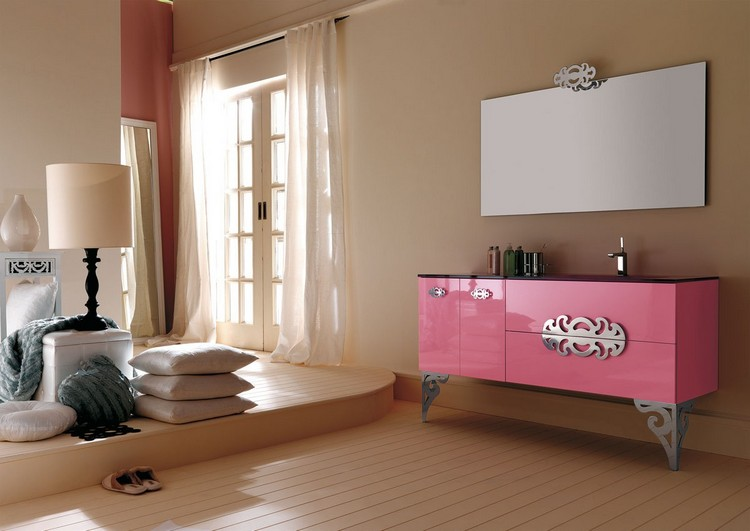 Meuble Salle De Bain Moderne En 40 Idees Qui Revigoreront Votre Interieur