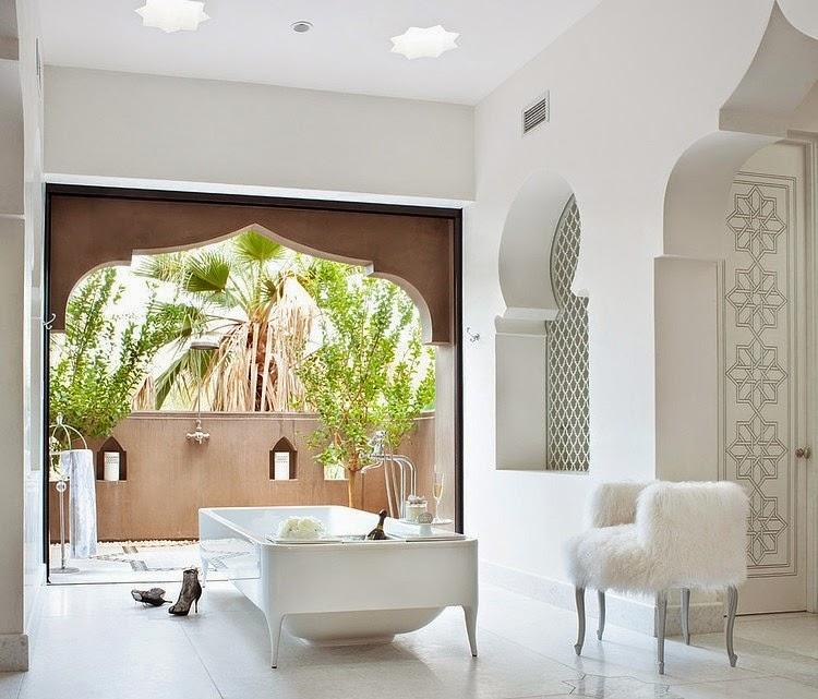 salle de bain marocaine blanche ouverture porte marocaine salle de bain marocaine 20 idees sur les incontournables deco a adopter