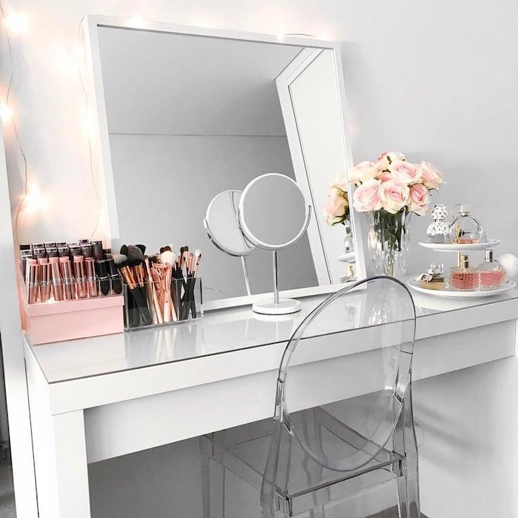 astuces de rangement maquillage pour reussir l organisation de son make up maquillage 1 15