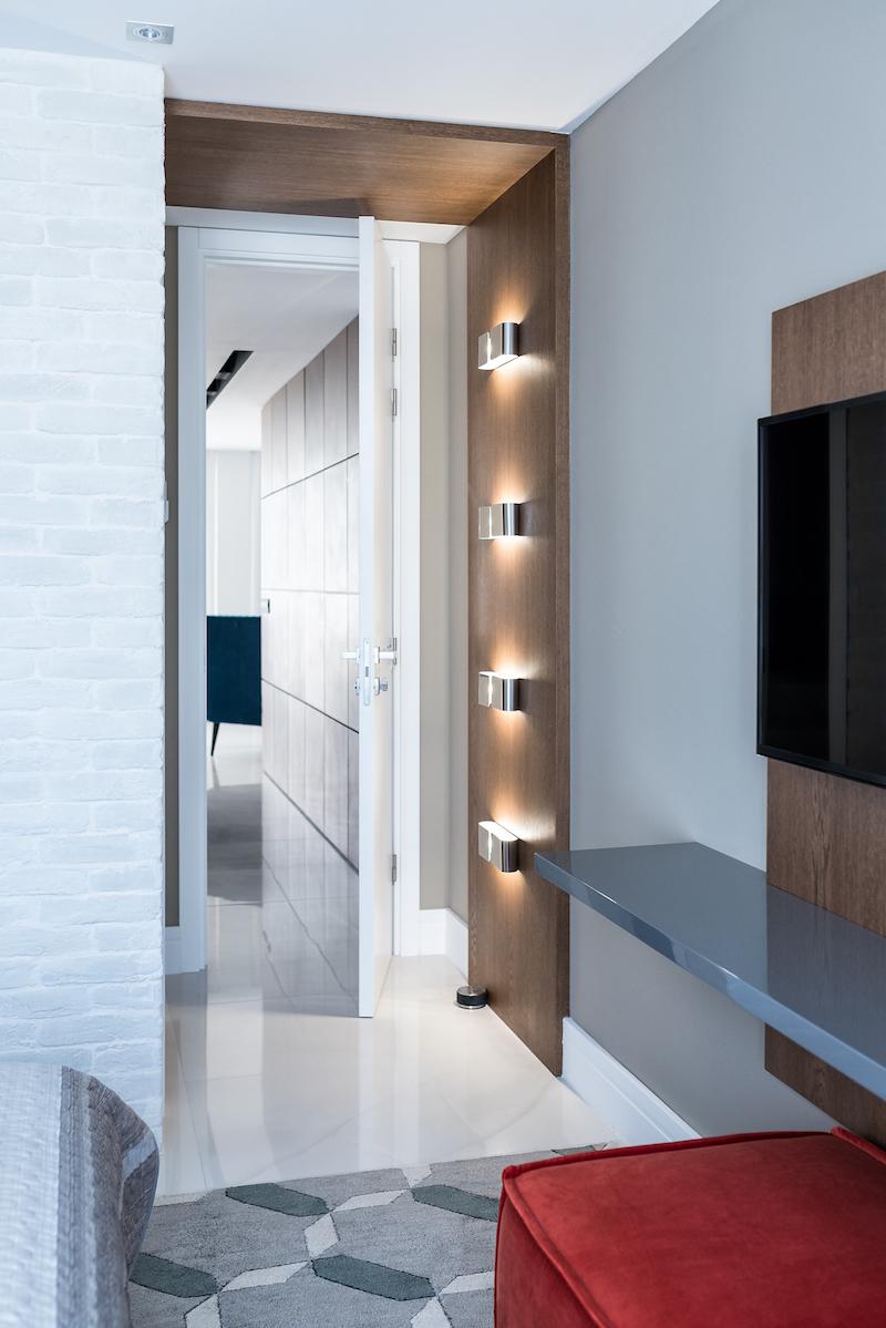 meubles et luminaires design mis en