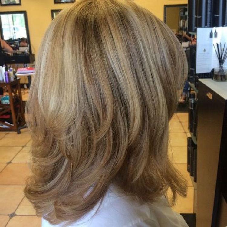 coupe de cheveux femme 50 ans 30 idees