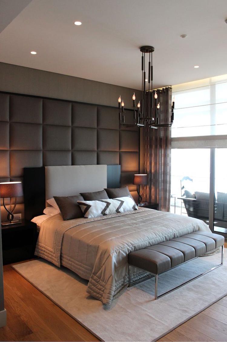 kesr model chambre a coucher moderne