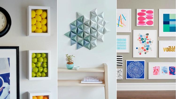 idees de decoration murale originale styles varies toute piece maison la decoration murale originale en plus de 10 propositions fraiches a tenter