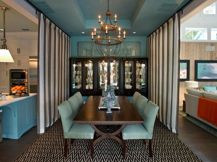 Separation Cuisine Salon Decouvrez Les 20 Idees Les Plus Creatives Et Esthetiques