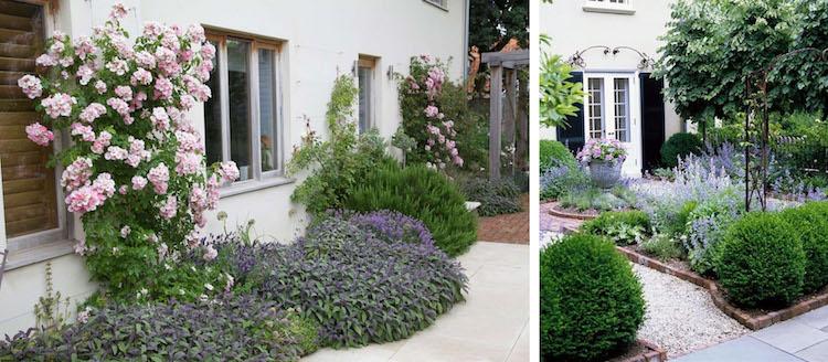 Idee Amenagement Jardin Devant Maison 50 Idees Pour La Devanture