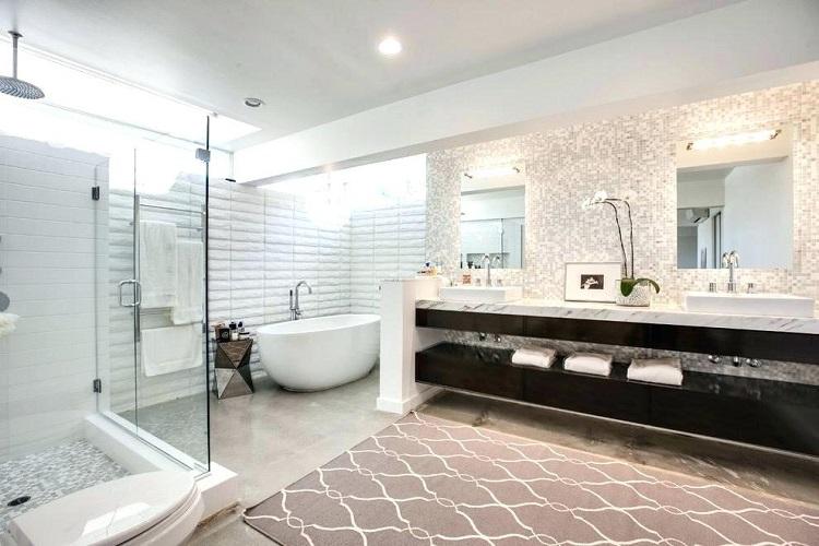 https deavita fr decoration interieur tapis tapis salle bain deco esthetique confort