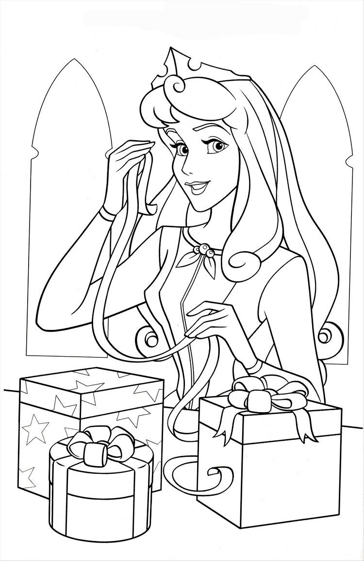 Dessin A Imprimer Disney Princesse - bi-famous