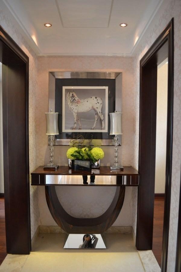 Vestibule Decoration And Modern Hallway Design Ideas