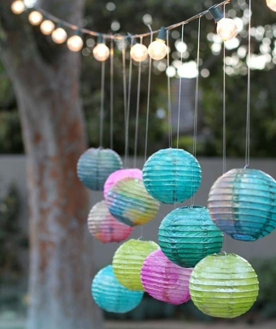 DIY Garden Lantern Beautiful Garden Decoration Kids Crafts