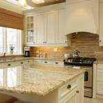 Santa Cecilia Granite Countertops For A Fresh And Modern Kitchen