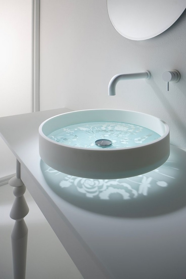 vessel sinks are the hot trend in