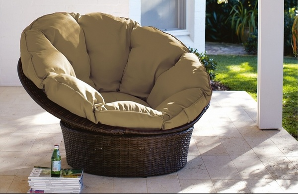 papasan chair an iconic chair from