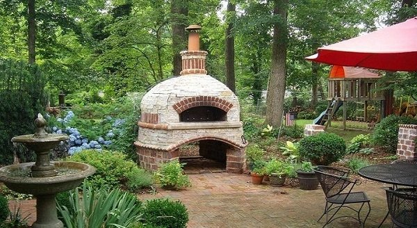 Outdoor Pizza Oven A Classic Oven For Perfect Culinary