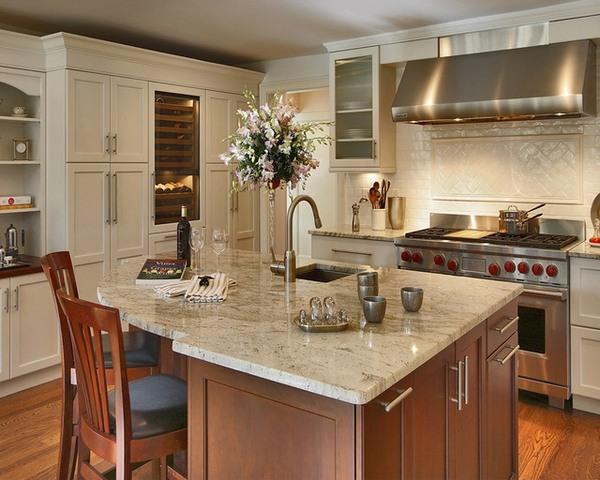 30 Bianco Romano Granite Countertops