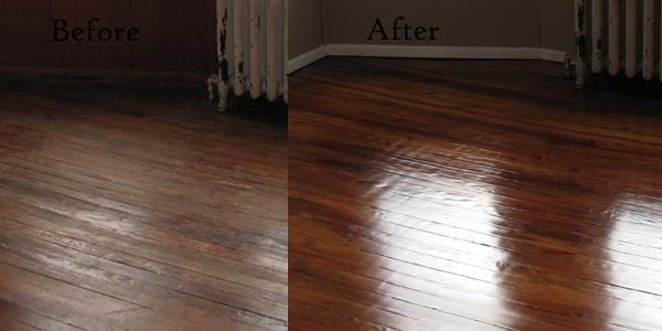 DIY Floor Refinishing Instructions How To Refinish Wood