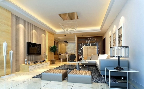 Gorgeous Decorative Ceilings For The