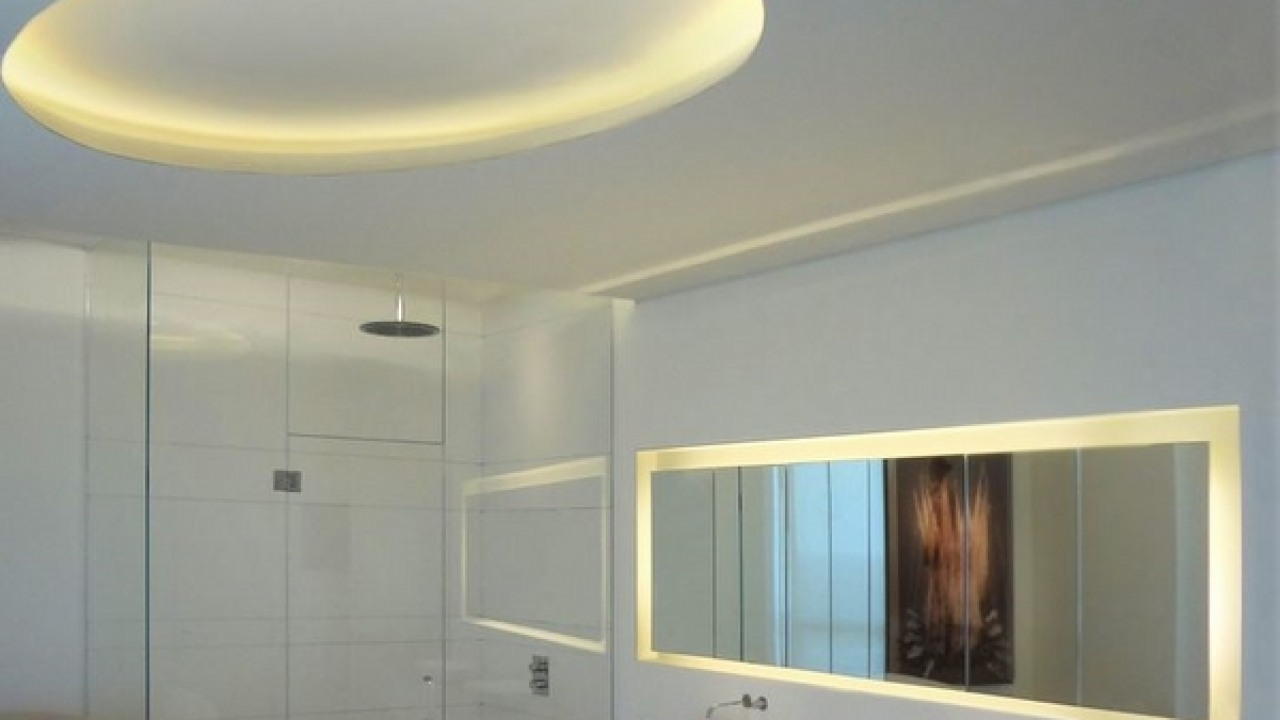 Led Light Fixtures Tips And Ideas For Modern Bathroom Lighting