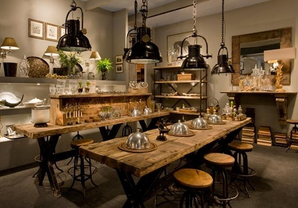 Modern Interior Design And Industrial Decor Ideas