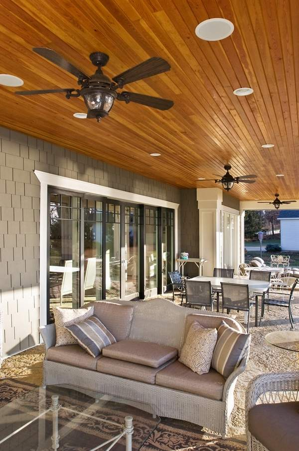How To Choose The Right Outdoor Ceiling Fan For The Patio