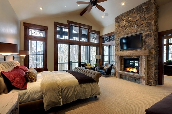 50 Stone Fireplace Design Ideas The Irresistible Power