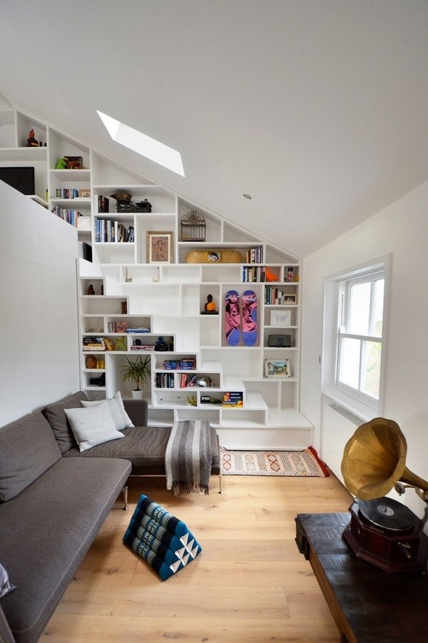 Super Creative Under Stairs Storage Ideas – Shelves And Cabinet Design | Small Living Room With Stairs Design | Inner | Unique | Dining | Exciting | Stairway