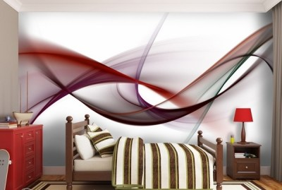 Teen bedroom wall decoration ideas – cool photo wallpapers ...