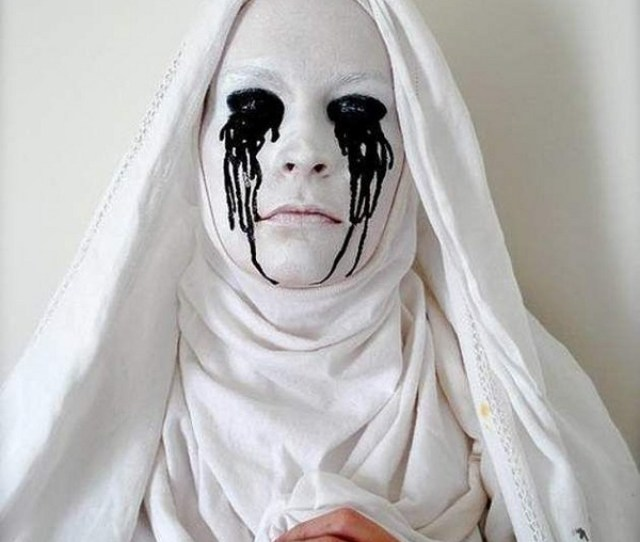 Halloween Makeup Ideas  Diy Easy Makeup White Halloween Makeup Ideas  Tips And Tricks For The Perfect Make Up