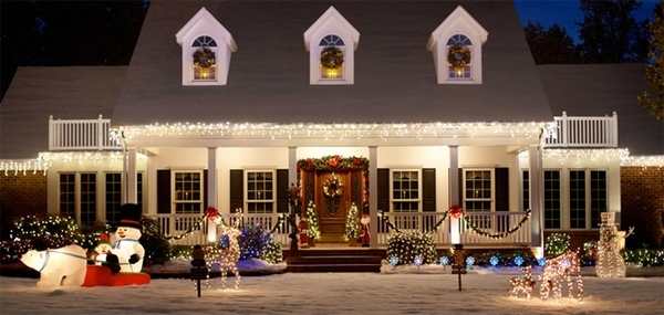 Christmas Yard Decorations Festive Ideas For The Outdoor