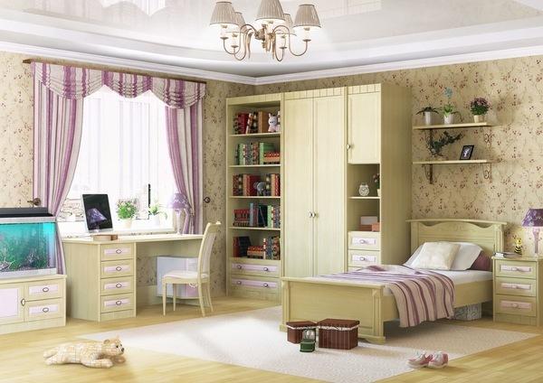 Modern teen desk ideas - teen bedroom furniture and room ...
