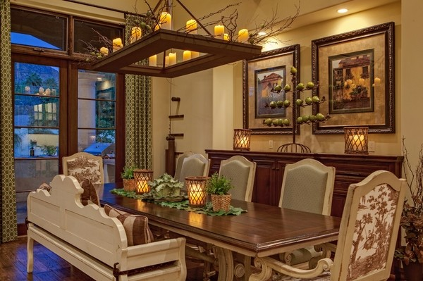 Make A Statement In Your Dining Room
