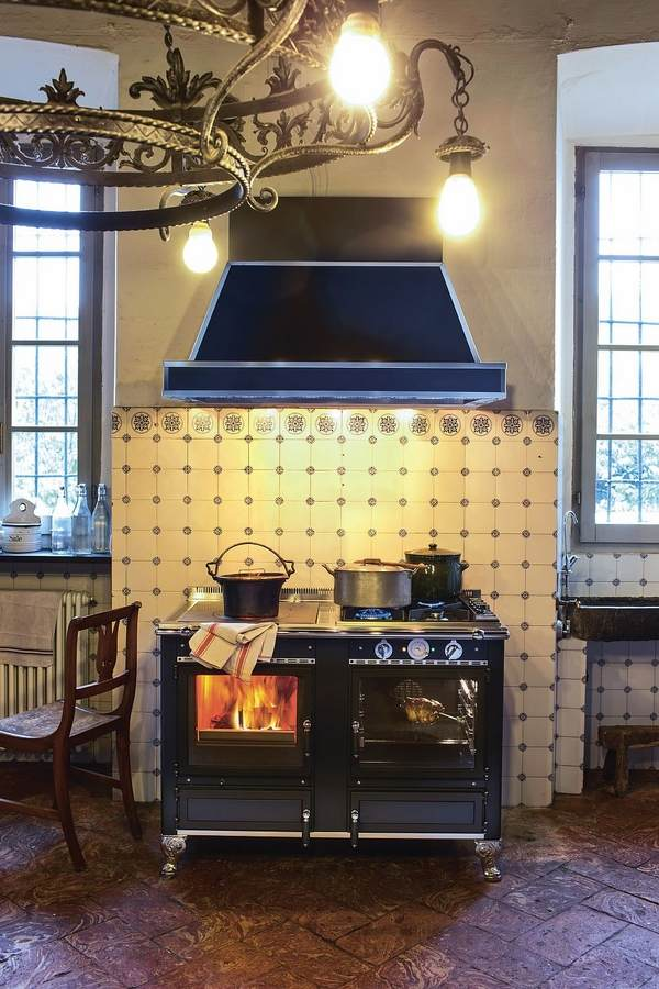 Antique Stoves Historic Charm And Elegance In The Kitchen
