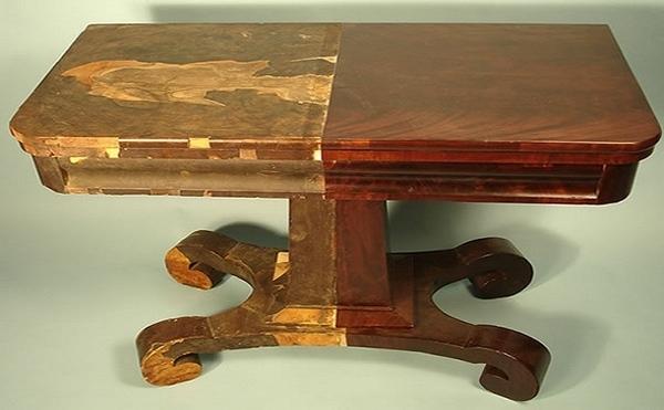 Furniture restoration – restore the glory of you old furniture