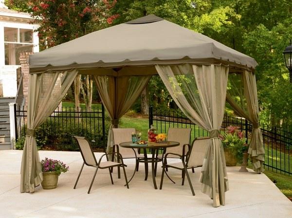 gazebo canopy ideas awesome outdoor