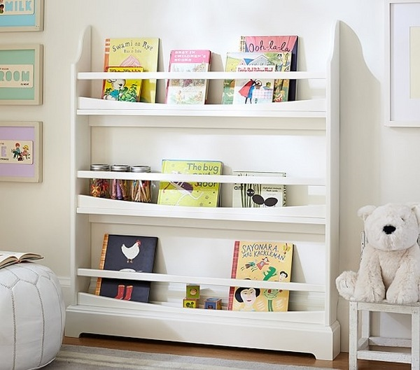 Forward Facing Bookshelf Ideas Cool Kids Room Furniture