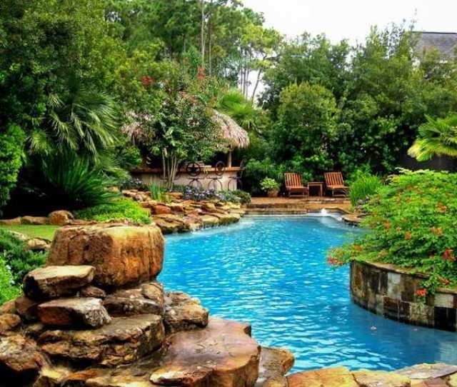 Tropical Pools Design Pool Decorating Ideas Exotic Pool Tropical Pools Beautiful And Exotic Landscape Ideas
