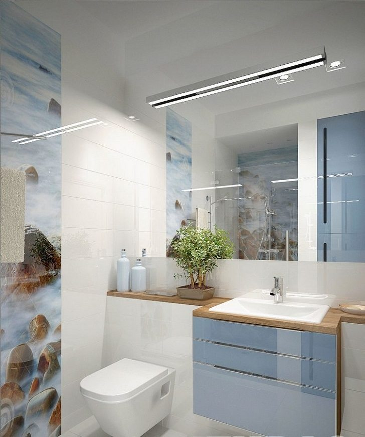 Small bathroom remodel ideas - how to create a modern ...