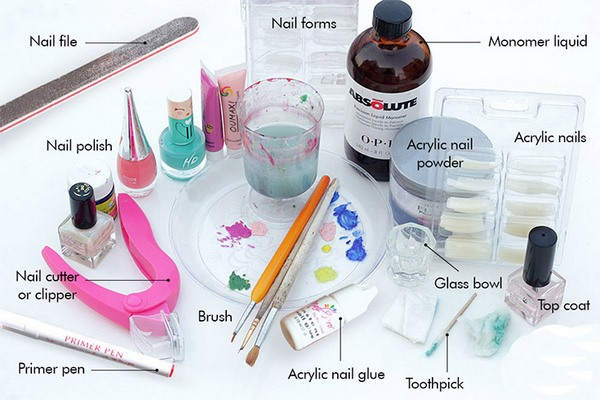 Refill Your Acrylic Nails