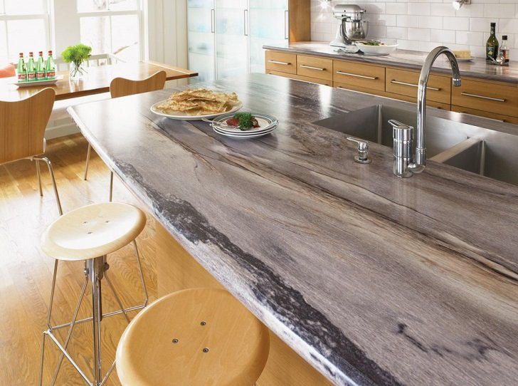Elegant And Stylish Formica Countertops In Modern Kitchen Designs