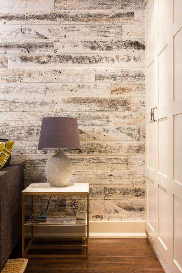 peel and stick wood wall tiles ideas to