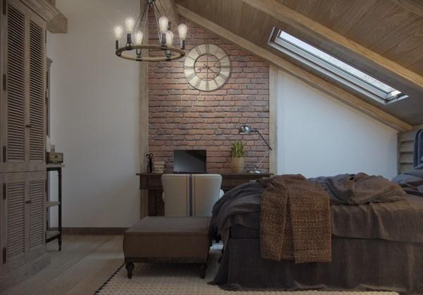 Amazing Attic Bedroom Design Ideas Unique Interiors To