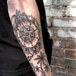 Compass Tattoos Meaning And Fantastic Design Ideas For Men