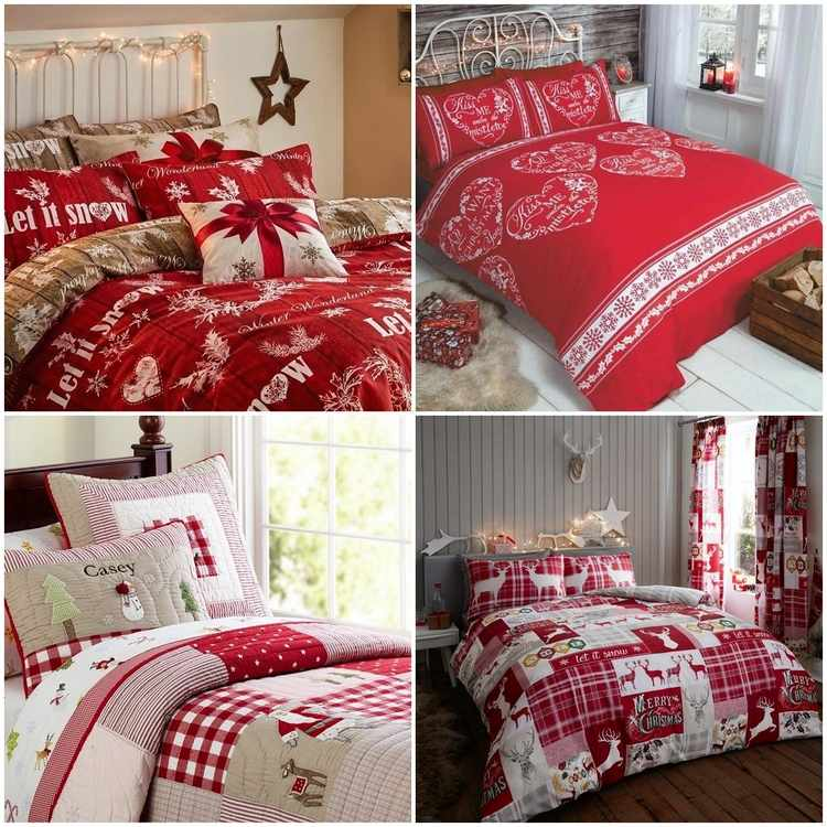christmas bedding sets great ideas