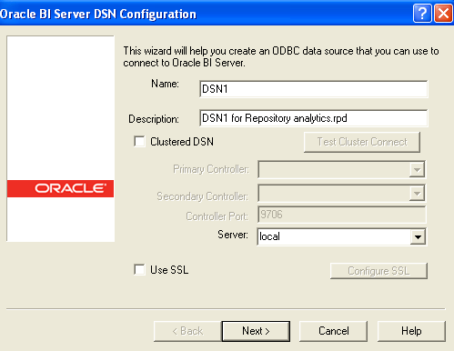 Multiple RPD & Multiple Presentation service instance on single BI Server (1/6)